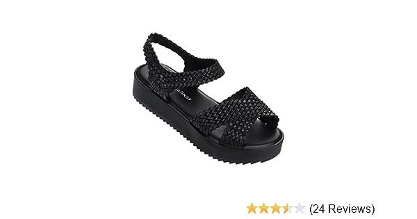 63d6c4573d Amazon.com | Melissa New Hotness & Salinas Black 7 Womens Sandals | Fashion  Sneakers