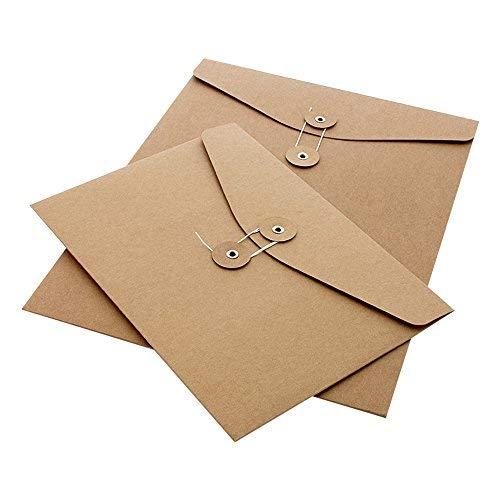 Aibada - Carpetas de Papel para Documentos (A4, 32 x 23 cm ...