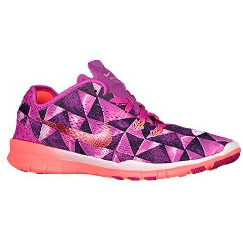 bd9f0f91bdea2d Galleon - NKE FREE 5.0 TR FIT 5 PRT Womens Sneakers 704695-501