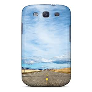 New Libyh4620EcSDF Open Road Skin Case Cover Shatterproof Case For Galaxy S3