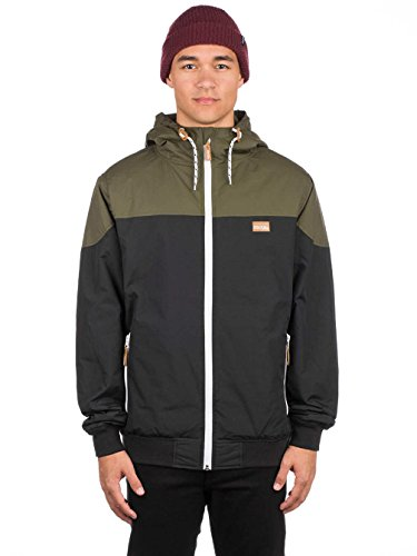 Jacket Black Iriedaily Jacket Insulaner Black Iriedaily Insulaner 8BwHqg