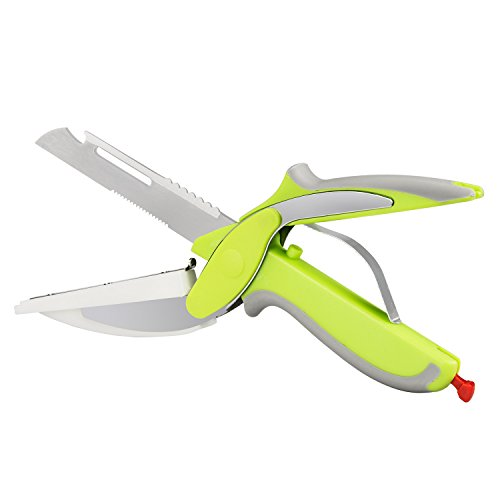 salad chopper scissors - 6