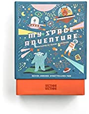 My Space Adventure: Never-ending storytelling fun (My Adventure Series)
