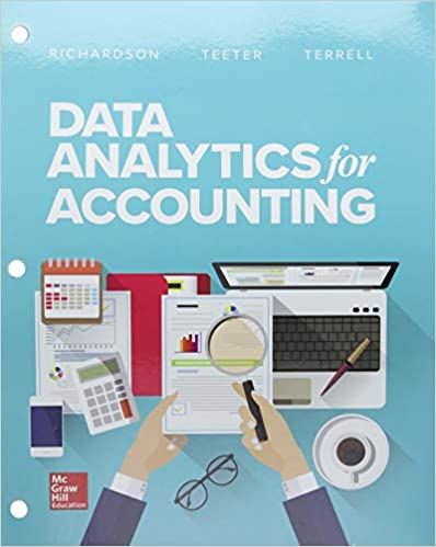 Resultado de imagen para Data Analytics for Accounting portada