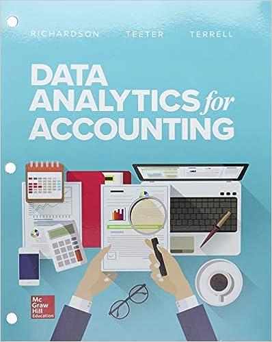 Resultado de imagen para Data Analytics for Accounting portada
