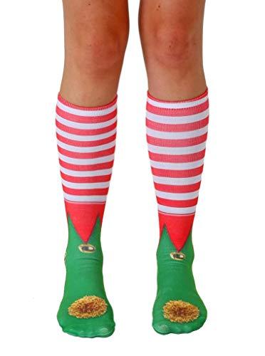 Living Royal Elf Shoes Knee High Socks -