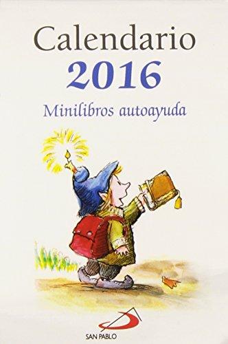 Descargar Libro Calendario Minilibros Autoayuda 2016 Equipo San Pablo