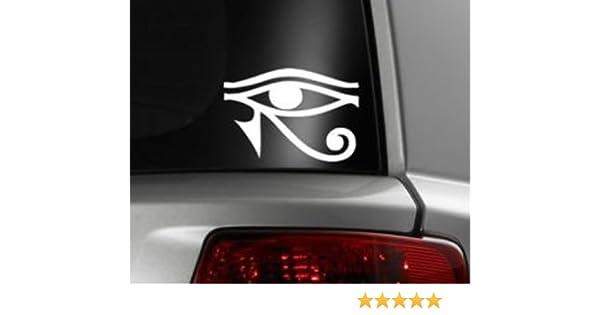 Eye of Horus Removable Matte Sticker Sheets Set