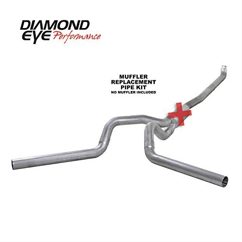 - Diamond Eye Manufacturing K4116A-RP Exhaust Systems