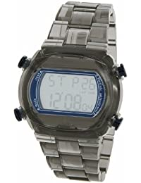 Nylon Candy Digital Grey Dial Unisex watch #ADH6509 · adidas