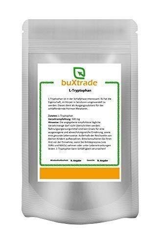 2 x 1 kg triptófano puro Polvo – tryptophane L de triptófano Regeneración bienestar contra Dormir