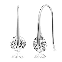 Hypoallergenic Crystal Swarovski Earrings