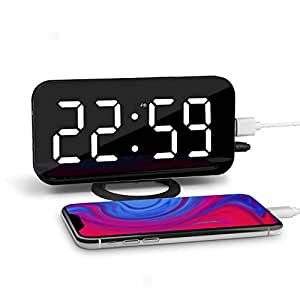 Amazon.com: Sunrise Wake Up Light reloj despertador digital ...