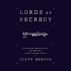 Lords of Secrecy Audiobook