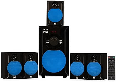 Blue Octave Home B51 5.1 Surround Sound Home Entertainment System