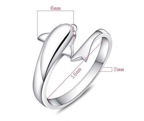 Buy dolphin rings for women
