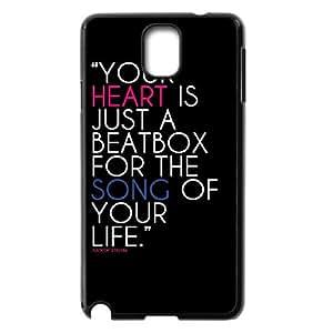 Samsung Galaxy Note 3 Phone Case Quotes jC-C28553