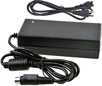 New Global 4-Pin DIN 180W AC//DC Adapter for FSP Group INC TOP FSP180-ABAN1 P//N P1,P2 Positive 4-Pin Power Supply 9NA1800720 9NA1800700 4 Prong Connector 180 Watts Power Supply Cord Charger