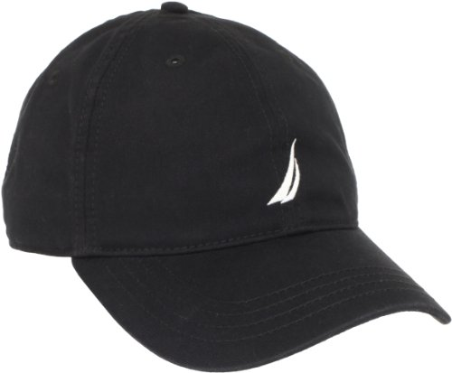 6-Panel Cap, True Black, One Size ()
