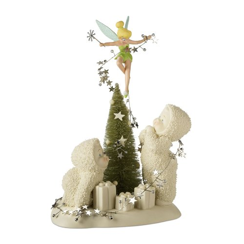 Department 56 Snowbabies Magic From Tinker Bell