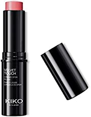 KIKO Milano Velvet Touch Creamy Stick Blush 06   Blush-stick: crèmige textuur en glanzende finish