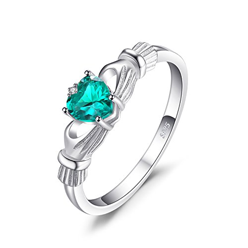 0.5 Ct Emerald Ring - 2