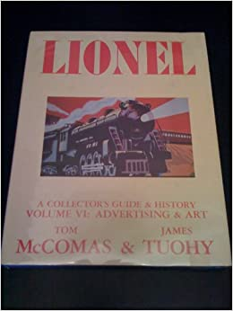 Book Lionel: A Collector's Guide and History, Vol. 6