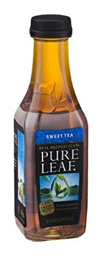 Pure Leaf Sweet Tea, 18.5 Oz (Pack of 12)
