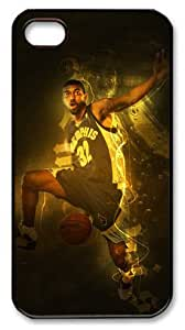 LZHCASE Personalized Protective Case for iPhone 4/4S - NBA Memphis Grizzlies #32 O.J. Mayo