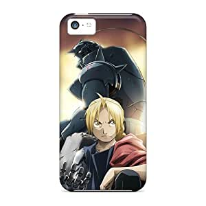 Brand New 5c Defender Cases For Iphone (full Metal Alchemist)