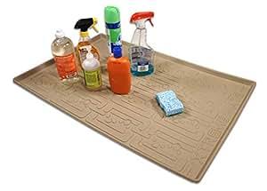 Xtreme Mats Under Sink Kitchen Cabinet Mat Drip Tray