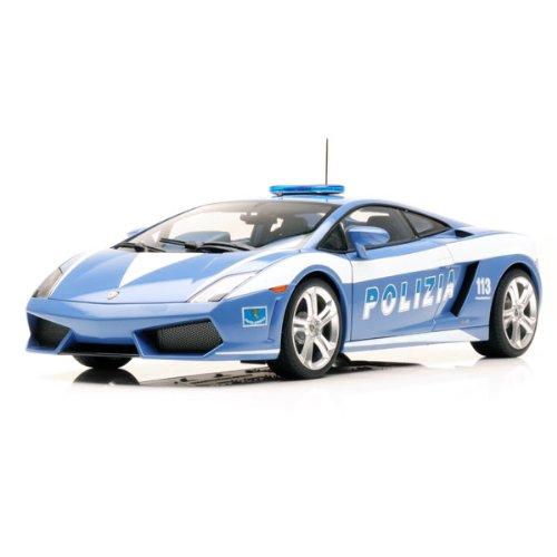 AUTOart 1/18 ランボルギーニ ガヤルド LP560-4 ポリスカー 完成品 B0055BFFNQ