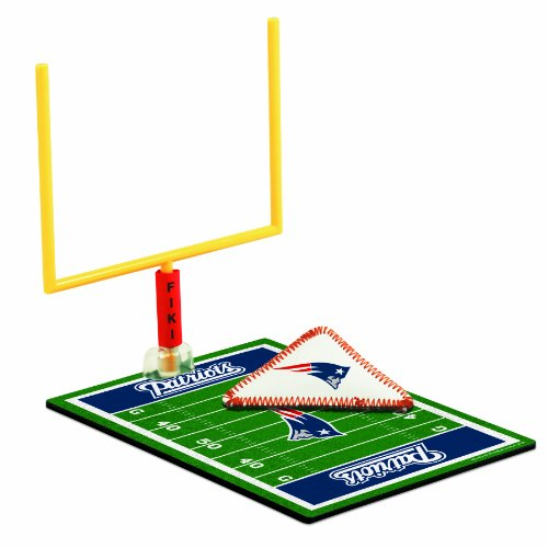 - New England Patriots Tabletop Football Game