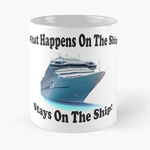 Cruise Ship Cruse Cruising Lido Deck Gift Coffee/tea Ceramic Mug 11 Oz