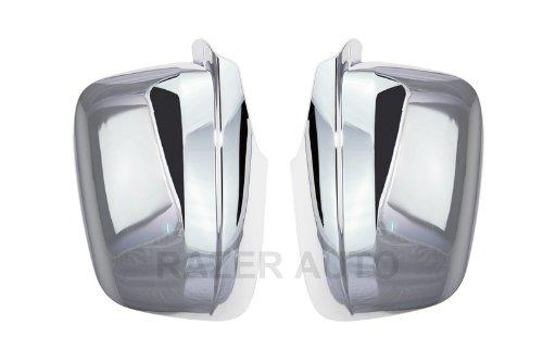 Razer Auto CHROME MIRROR COVER for 2011-2014 JEEP GRAND CHEROKEE ()