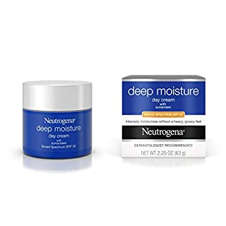 Neutrogena Deep Moisture Day Cream SPF 20, 2.25 Ounce