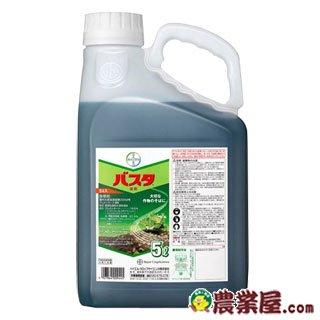 バイエルクロップサイエンス バスタ液剤 5L 除草剤 原液タイプ B01IQRBXL8