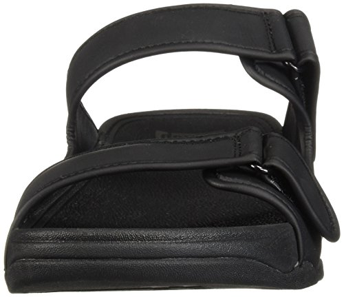Sandali Adjustable Aperta Gogh Slide 001 Moc Punta Fit Uomo Flop Black Sandals Tm Nero aHg00q