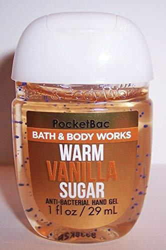 Soap Vanilla Warm Hand Sugar (Bath Body Works PocketBac Hand Gel Warm Vanilla Sugar Signature)