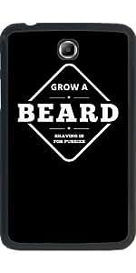"""Funda para Samsung Galaxy Tab 3 P3200 - 7"""" - Dejarse Crecer La Barba"""