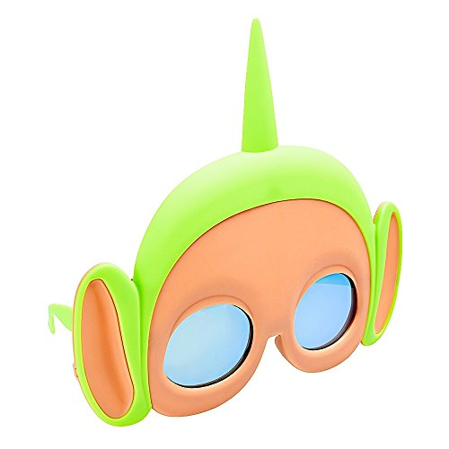 Costume Sunglasses Teletubbies Dipsy Green Sun-Staches Party Favors UV400 -