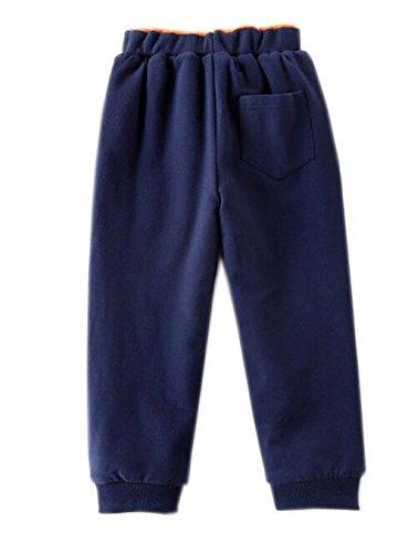 Garçons Plus Dongkuan Velours De Sauvages Pantalons Black wFqq1I8d