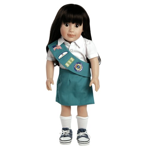 [Adora Play Doll Abigail - Girl Scout  Jr. 18