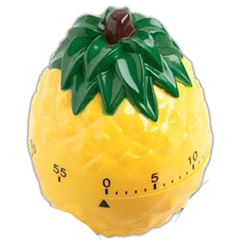 Fruit Kitchen Timer (Pineapple Shown)
