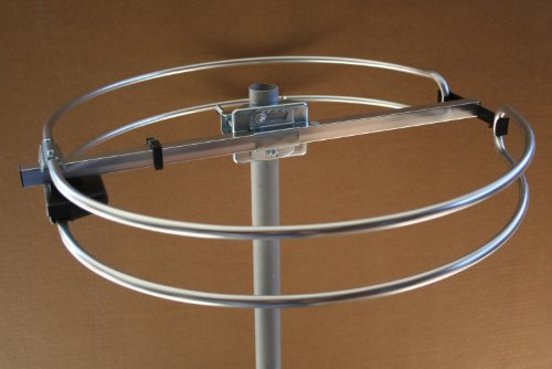 Fm Loop Antenna Outdoor Attic Mount And Rv Fm Antenna