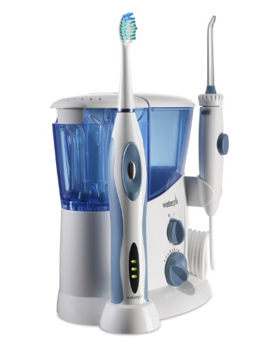 Waterpik WP-900 Flosser eau et brosse à dents sonique Complete Care