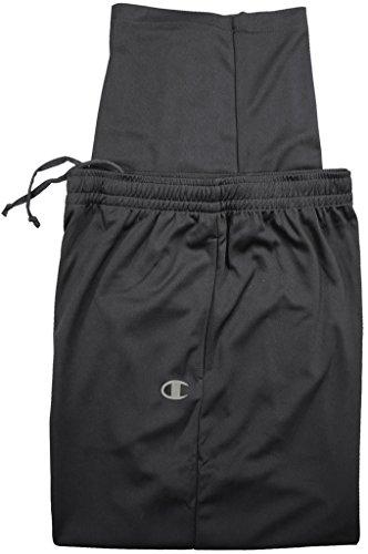 Champion Dri Performance Track Pants Charcoal #346C-3XL