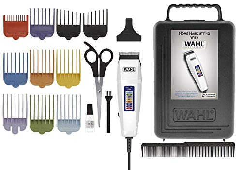 Wahl Color Pro 17 Piece Complete Haircutting Kit