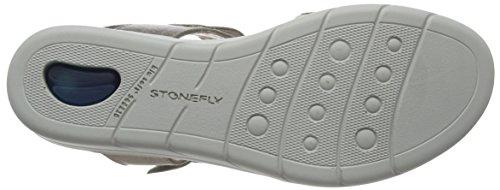 Aqua Stonefly Sandali con Fizz Caviglia Z00 Metal 2 alla III Donna Oro Cinturino 11drq