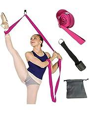 Stretchband För Balettdörr Benbår Yoga Pilates Flexibilitetstränare Justerbar Träningsrem I Nedre Midja För Dans/Gymnastik/Taekwondo-utrustning